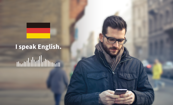 535 Hours - German Speaking English Speech Data by Mobile Phone_Speech Data Solutions_Datatang_535 Hours - German Speaking English Speech Data by Mobile Phone