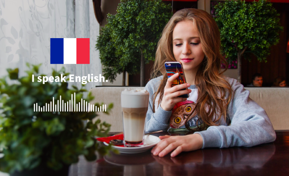 520 Hours – French Speaking English Speech Data_Data Products_Datatang_520 Hours – French Speaking English Speech Data