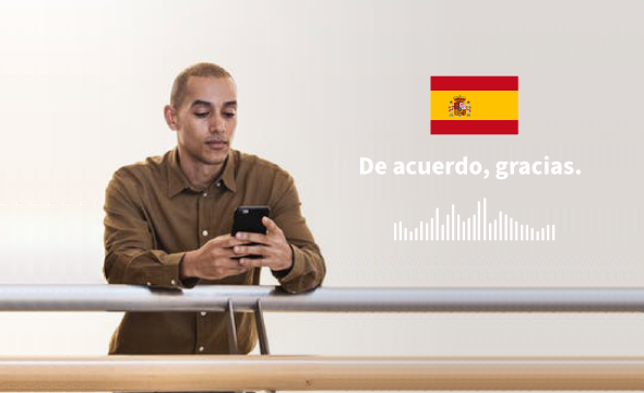 433 Hours - Spanish Speech Data by Mobile Phone_Speech Data Solutions_Datatang_433 Hours - Spanish Speech Data by Mobile Phone