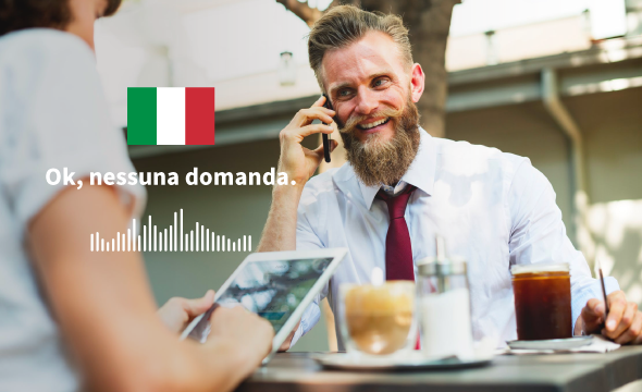 Data Products_Datatang_1,441 Hours - Italian Speech Data by Mobile Phone