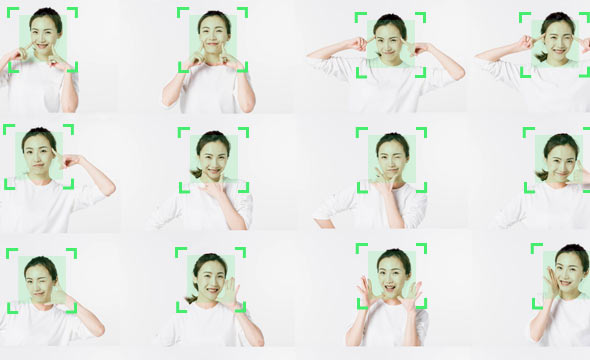 Data Products_Datatang_1,196 People Multi-race and Multi-pose Face Images & Videos Data