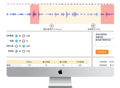 AI data annotation_customization_Datatang_single speech transcription