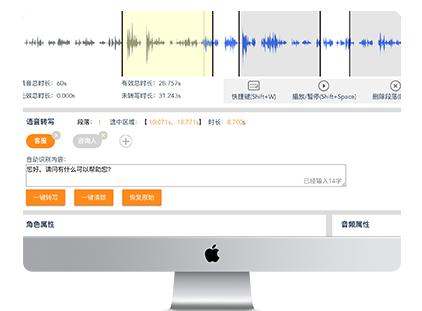 AI data annotation_customization_Datatang_customer service transcription