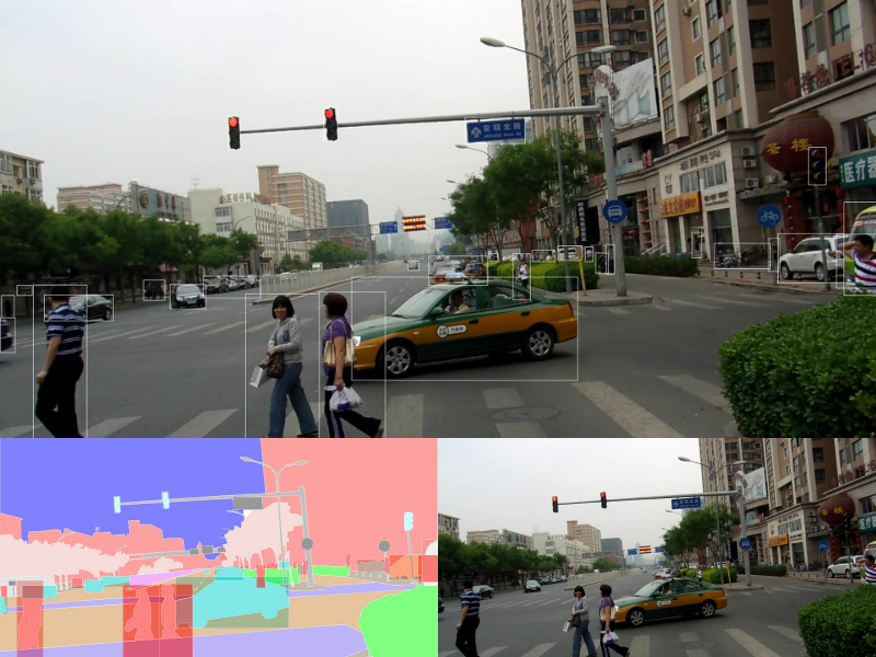 315 Street View Image Files with Detail Frame Annotation_Autonomous Driving Data Solution_Datatang