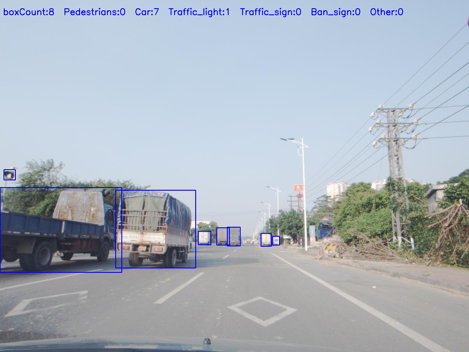 530,000 Steetview Images _530,000 Images with Bounding box Annotation_Data Products_Datatang