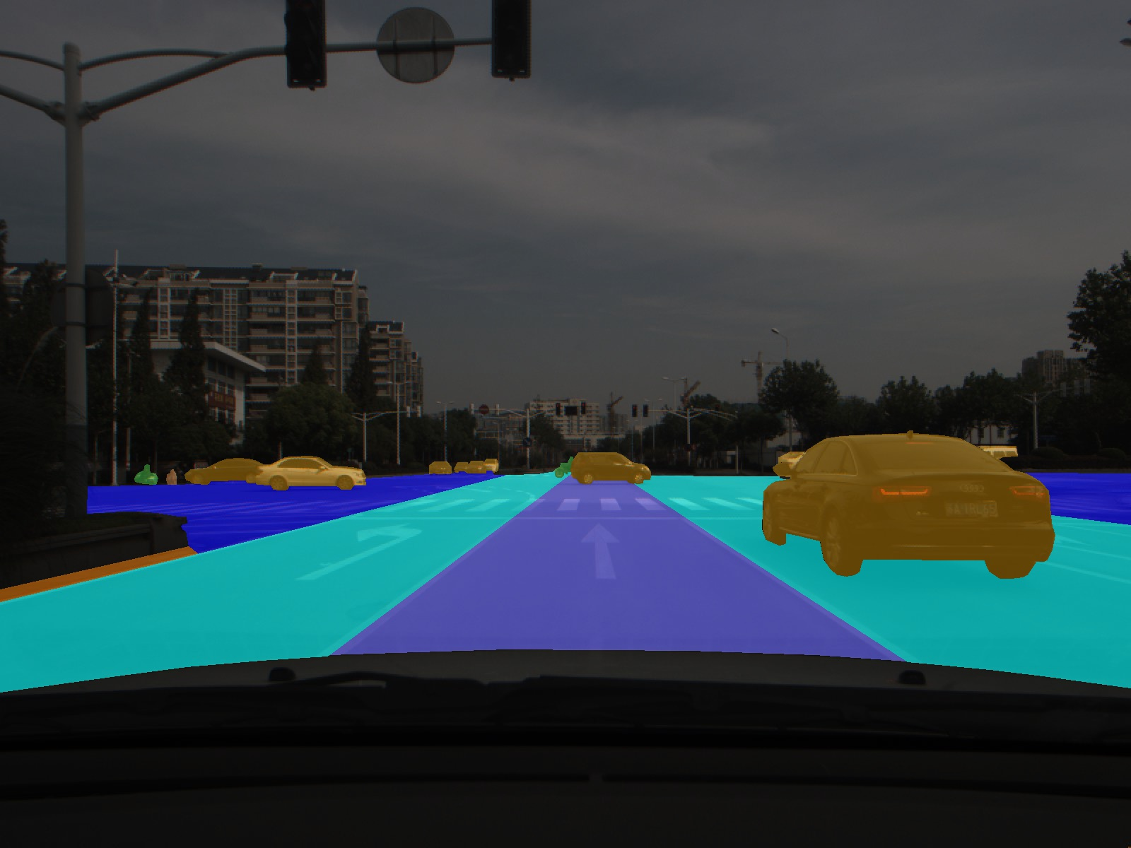 530,000 Streeview Images- 9,876 Images- Precise Multi-categories Annotation Data_Autonomous Driving Data Solution_Datatang