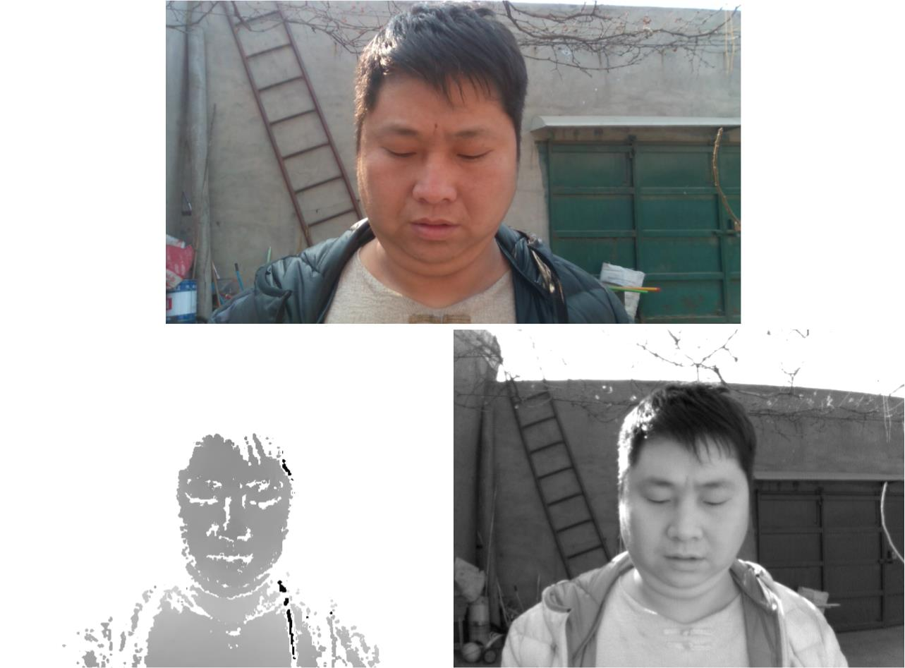 1,078 People 3D Faces Collection Data_Mobile APP Data Solution_Datatang