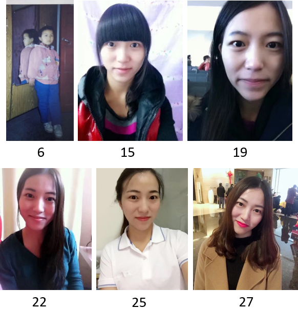 2,470 People 12,580 Images Cross-age Faces Collection Data_Mobile APP Data Solution_Datatang