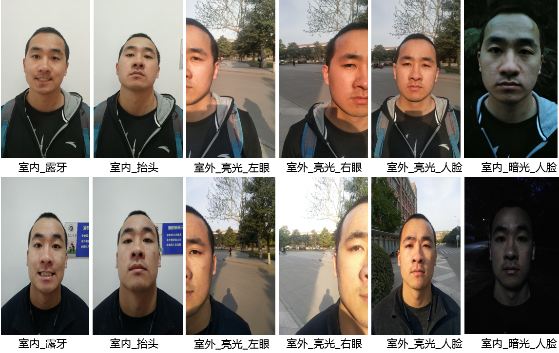 20 Pairs of Identical Twins Face Image Data_Data Products_Datatang