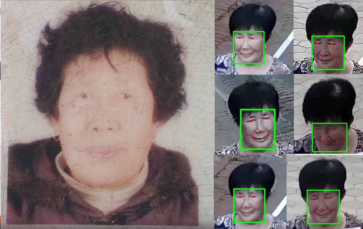 10,746 People - Human Face Recognition Data in Surveillance Scenes_Data Products_Datatang