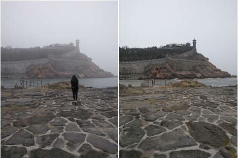 2,986 Before and After Fog Contrast Photo Data_Smart Home Data Solution_Datatang