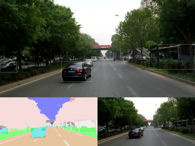 315 Street View Image Files with Detail Frame Annotation_Data Products_Datatang