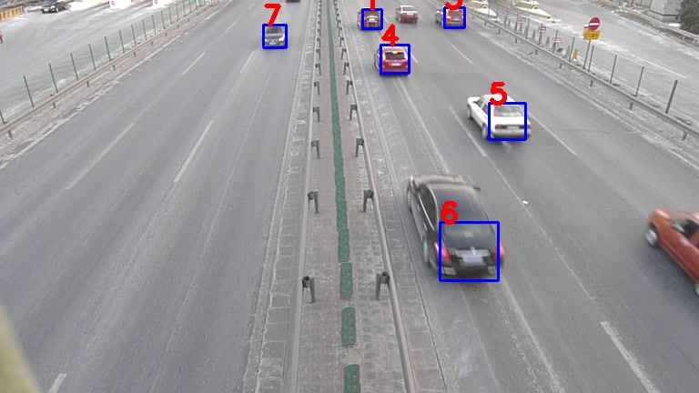 12,000 Images – Car Tracing Annotation Data_Intelligent Security Data Solution_Datatang