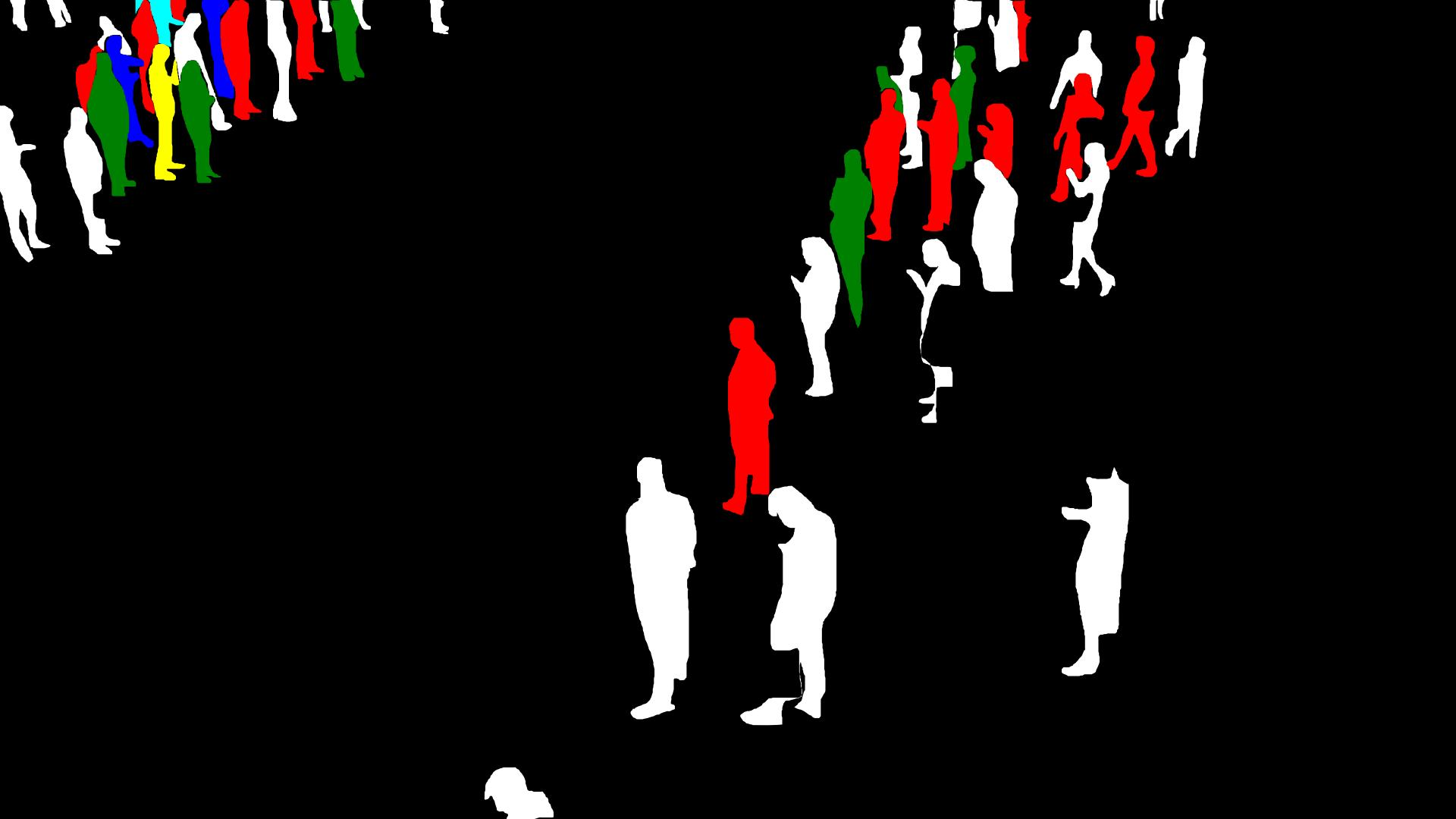 117 Videos-Subway & Street Surveillance Video Data_15,621 Images Annotation Data_Intelligent Security Data Solution_Datatang